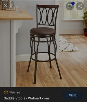 1 bar brown stool for Sale in Oakton, VA