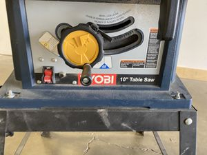 Table saw Ryobi for Sale in San Francisco, CA