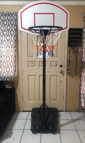Basketball hoop stand for Sale in Imperial Beach, CA