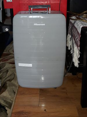 HiSense 70 Pint Dehumidifier with Pump for Sale in Ephrata, PA