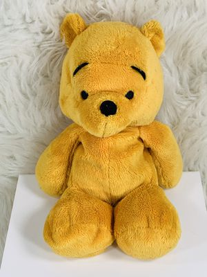 "Disney Pooh Bear Plush Teddy Stuffed Animal 12"" Lovey Toy for Sale in Centerton, AR"