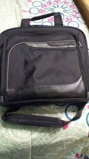 Targus Laptop bag with USB cable and key cable lock for secure laptop for Sale in Pittsburgh, PA