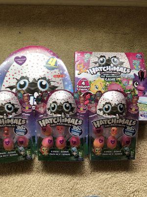 Hatchimals bundle for Sale in Tucson, AZ