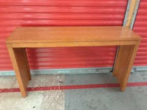 Sofa table for Sale in Macon, GA