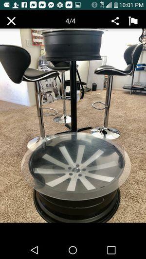 Custom rim table for Sale in Las Vegas, NV