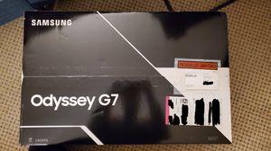Samsung Odyssey G7 32 Inch Monitor for Sale in Walnut, CA