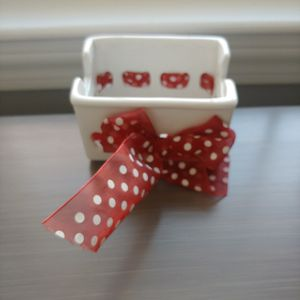 Sugar Packet Holder, Candy Dish for Sale in Naugatuck, CT