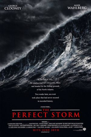 The Perfect Storm Movie Theater Poster! for Sale in Traverse City, MI
