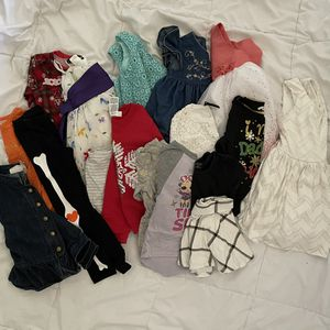 Girl Clothes Lot Size 4 for Sale in Goodyear, AZ