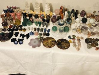 Crystals / stones for Sale in Mineola,  TX
