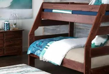 Sedona Bunk Bed, Twin Over Full for Sale in Fremont,  CA