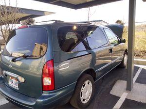 2001 Nissan quest for Sale in Salt Lake City, UT