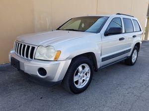 2005 Grand Cherokee for Sale in Houston, TX