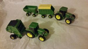 Small Toy Metal Tractors for Sale in Houston, TX