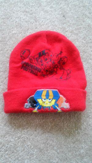 ™Nickelodeon Spongebob kids winter hat Like new for Sale in Falls Church, VA