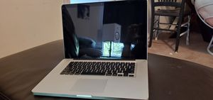 "Mid-2012 15"" MacBook Pro i7 2.6GHz w/ SSD+HDD & External CD/DVD Drive for Sale in Morgantown, WV"