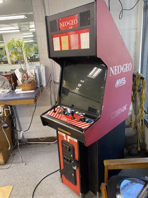 Snk Neo Geo arcade video game for Sale in Oakland, CA