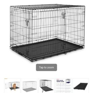Large Dog Crate for Sale in San Diego, CA