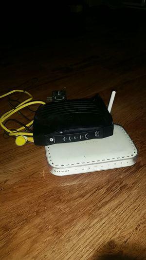 Netgear/Motorola modem for Sale in Denver, CO