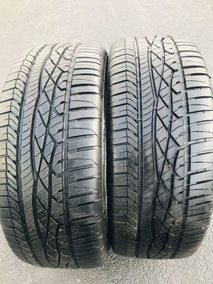 2 Tires Good Year 195/55/15 for Sale in Bristol, IL