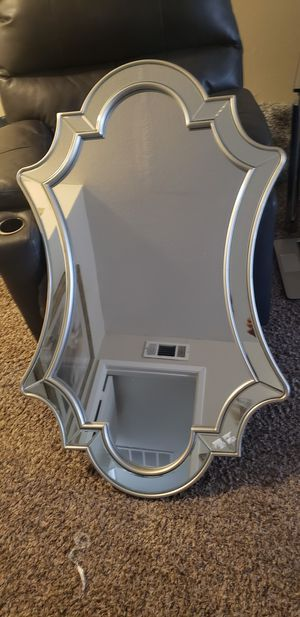 Decorative mirror for wall hanging. 4 feet tall for Sale in Houston, TX
