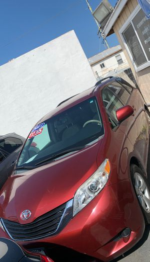 12 Minivan 8 passengers Finance available ✍️👍✅ for Sale in National City, CA