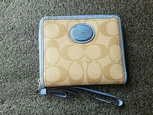 Authentic coach wallet for Sale in Lincoln Acres, CA