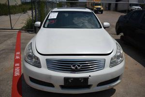 2007 2008 INFINITI G35 FOR PARTS PARTING OUT CAR PARTS for Sale in Houston, TX