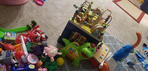 Bag of toys for Sale in Alexandria, VA