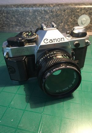 Canon AE-1 Program bundled with extra lenses for Sale in Long Beach, CA