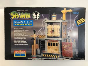 Spawn Alley playset - McFarlane for Sale in Pleasant Hill, CA