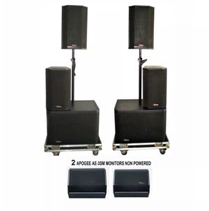 Complete PA System great for Church, Club , rental or Gigs for Sale in North Bay Village, FL