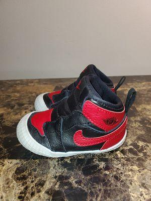 Air Jordan 1 Crib Shoes for Sale in Washington, DC
