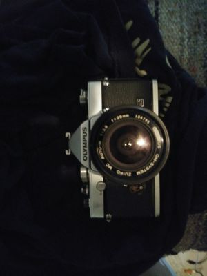 Olympus om 1 camera for Sale in St. Louis, MO