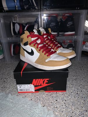Jordan 1 ROOKIE OF THE YEAR Size 8.5 for Sale in Fontana, CA