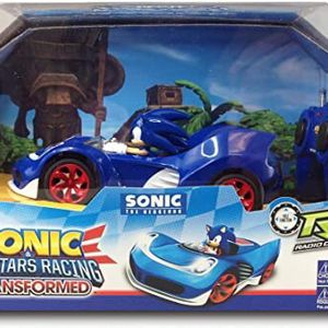 SONIC THE HEDGEHOG SONIC ALL STARS RACING TRANSFORMED REMOTE CONTROL for Sale in Montebello, CA