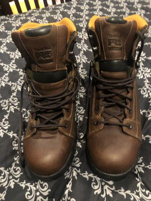Timberland pro work safety toe boots for Sale in Durham, NC
