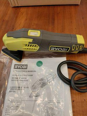 Ryobi electric Detail Sander new for Sale in Simpsonville, SC