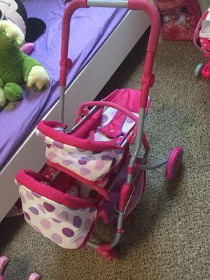 Toddler double stroller for Sale in Pumphrey, MD