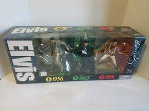Mcfarlane Elvis action figure 3 pack for Sale in Saint Paul, OR