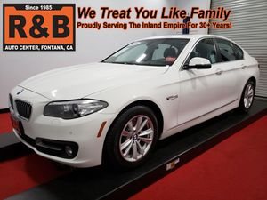 2016 BMW 5 Series for Sale in Fontana, CA