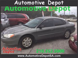 2001 Ford Taurus for Sale in San Antonio, TX