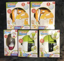 Brand New Chef Master Kitchen Kids Toy Set for Sale in Santa Ana,  CA