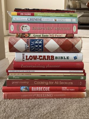 Cook books for Sale in Kissimmee, FL