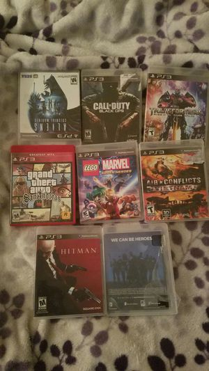 Ps3 for Sale in Hyattsville, MD