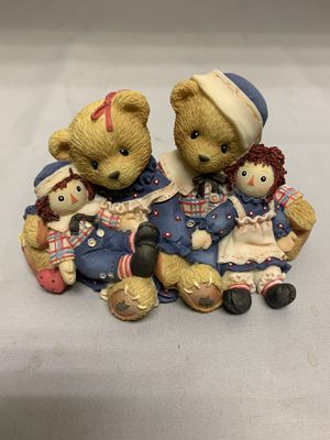 Cherished Teddies Rosemarie and Ronald A Hug Is Worth A Thousand Words 706981 for Sale in Matawan, NJ