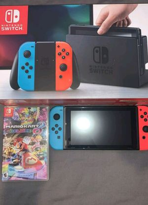 Brand new nintendo switch for Sale in Baltimore, MD