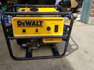 DeWalt Generator for Sale in San Antonio, TX