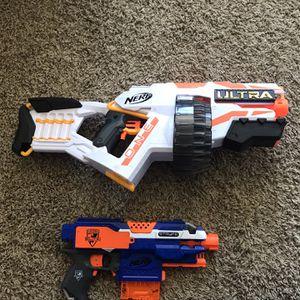 Nerf gun set for Sale in Littleton, CO
