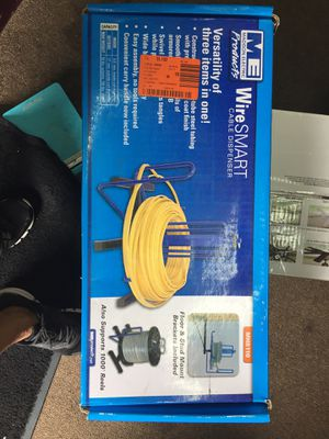 Wiresmart cable dispenser for Sale in Norcross, GA